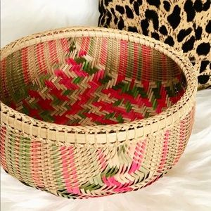 Other - Colourful basket